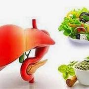 تغذيه مناسب براي سلامت كبد