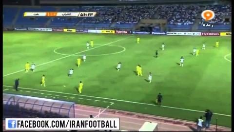 AlShabab Saudi Arabia vs Naft Iran - 2015 AFC Champions League