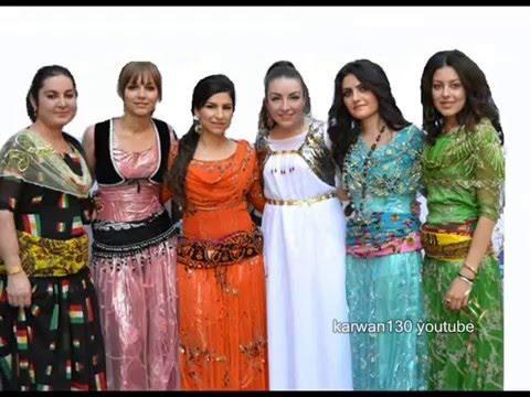 Poriya Marofi Kurdish Music - Wenay Xamnani Jen