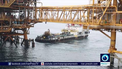 Oil Industry in Khark Island
