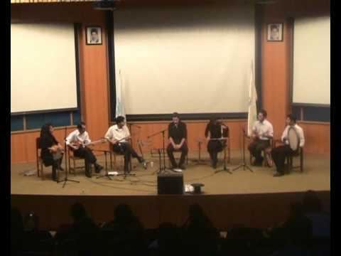 نه کسی آید به برم - دانشکده فنی - کنسرت موسیقی سنتی