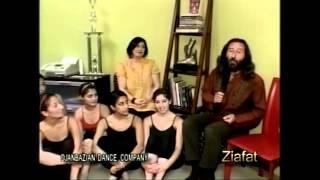 Ziafat, Homayoun Khosravi interview with Anna Djanbazian  همایون خسروی - ضیافت