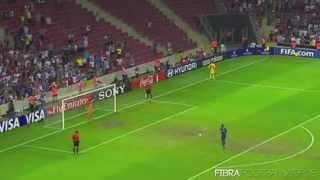 10 پنالتی جالب و دیدنی تاریخ فوتبال