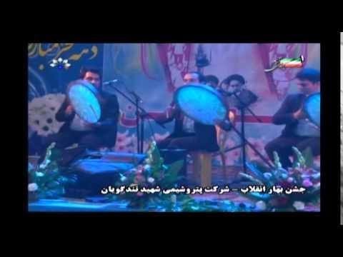 کلیپ زیبای علی مولا (با صدای: محسن استاد حسین) گروه موسیقی سنتی مذهبی سادات