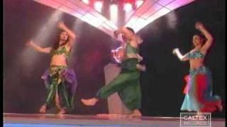 Sandy&Khordadian Dancers - Arabic Belly Diki Diki |محمد خردادیان - رقص عربی