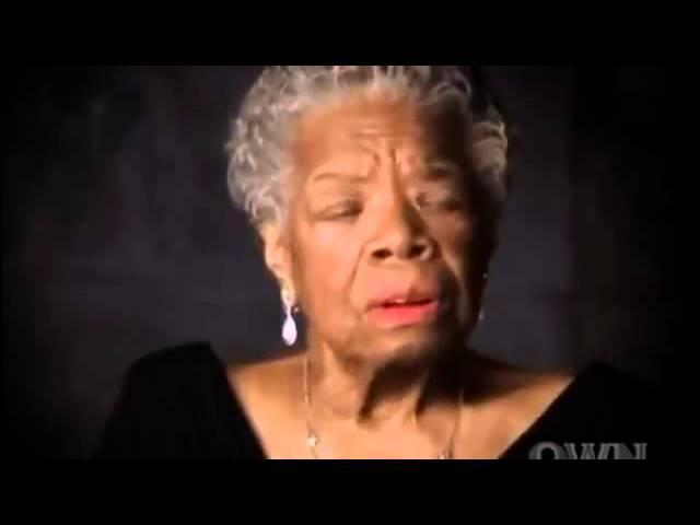 ' Love Liberates ' : In Loving Memory of Dr. Maya Angelou