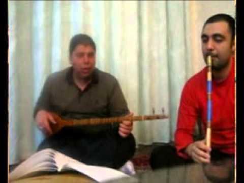موسیقی سنتی ایرانی چهار پاره ماهور