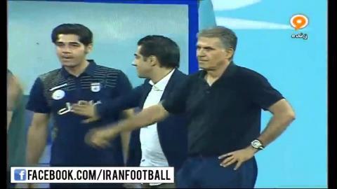 Uzbekistan vs Iran GOAL - International Friendly - June 11, 2015