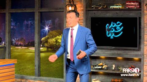 CSS – Javad Ezati co-starring Golshifte! / چندشنبه – ماجرای فیلم جواد عزتی و گلشیفته فراهانی