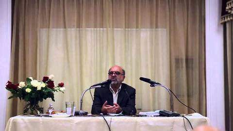 تعبیر معاد در تئوری رویاهای رسولانه - دکتر عبدالکریم سروش جلسه پرسش و پاسخ
