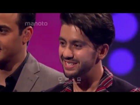 Milad J 4th Live Performance At Manoto Stage - چهارمین اجرای زنده میلاد در منوتو استیج