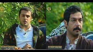 مصاحبه با  کامران تفتی. علی ضیاء  (خوشا شیراز)