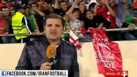 حواشی و کنفرانس خبری بازی پرسپولیس و النصر عربستان