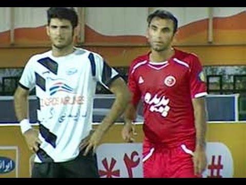Saba vs Padideh Highlights - 2015/16 Iran Pro League - Week 5