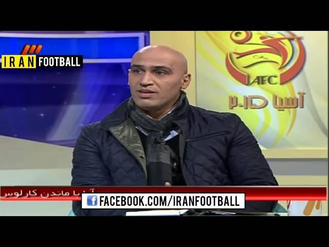 صحبتهای علیرضا منصوریان پیرامون عملکرد تیم ملی در جام ملتهای آسیا