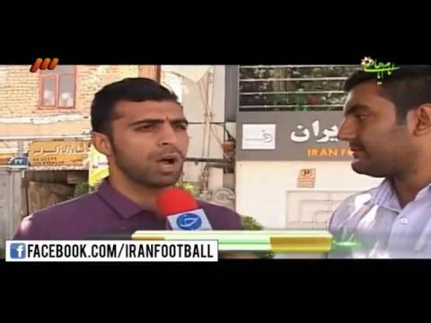 مشکلات تیم و بازیکنان استقلال اهواز (نود ۶ مهر)