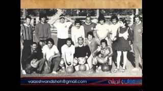 هنگامه افشار بنیانگذار و کاپیتان تیم فوتبال زنان پرسپولیس !