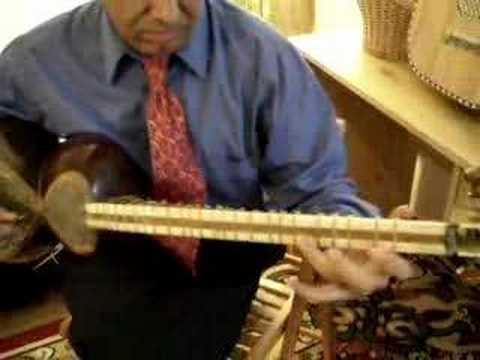 موسیقی سنتی ایران : چهارمضراب همایون اجرای حمیدرضا طاهرزاده