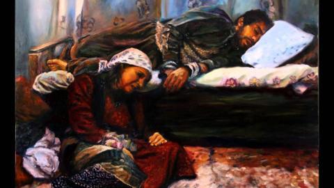 "Khatereh Parvaneh- بانو خاطره پروانه : تصنیف""تو نگارم نشدی "", آهنگساز عباس خوشدل , در سه گاه"