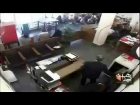 فیلم کامل سرقت مسلحانه در یکی از بانکهای تهران - Serghat Az Bank