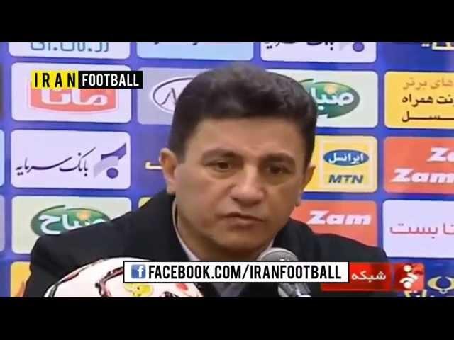 حواشی بازی استقلال و سپاهان - هفته هجدهم لیگ برتر ایران