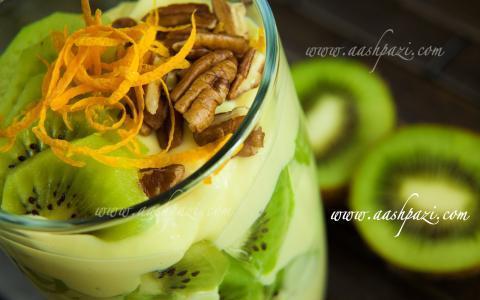 Kiwi Parfait Recipe
