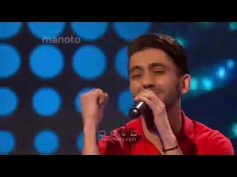 Milad J 3rd Performance At Manoto Stage - سومین اجرای زنده میلاد در منوتو استیج