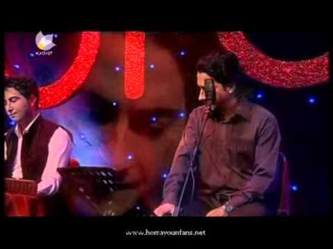 Homayoun Shajarian (Kurdsat) ساز و آواز مشتاقی، همایون شجریان