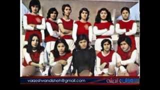 ورزش واندیشه با حضور هنگامه افشار کاپیتان سابق فوتبال زنان پرسپولیس !