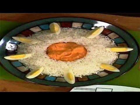 آموزش پخت میگو پلو بوشهری