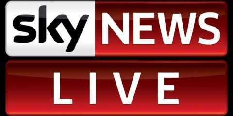 پخش زنده اخبار SKY