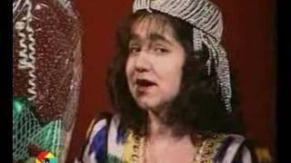 نگاره آواز خوان تاجیکستان