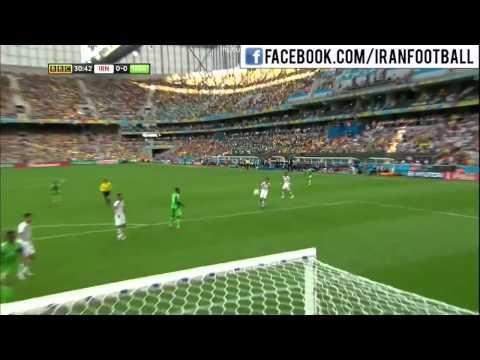 خلاصه بازی ایران و نیجریه - جام جهانی ۲۰۱۴ Iran vs Nigeria - 2014 FIFA World Cup