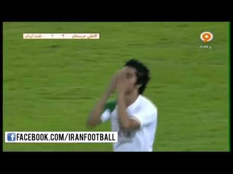Al Ahli Saudi Arabia vs Naft Iran - 2015 AFC Champions League - Round of 16 - Leg 2