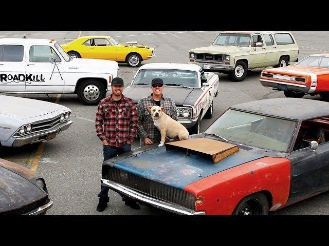 Pagani Huayra Reactions! Plus Roadkill Rat Rod Mercury