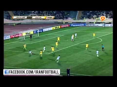 Naft Iran vs Al-Ahli Saudi Arabia Highlights - 2015 AFC Champions League Round of 16 - Leg 2